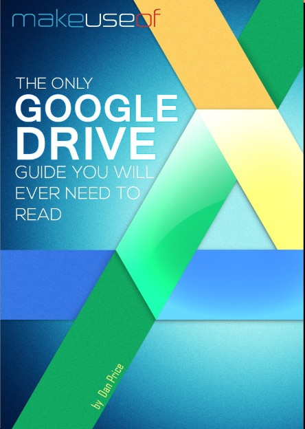 The only Google Drive guide