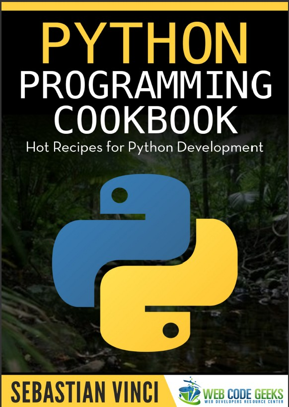 Phyton Programming Cookbook